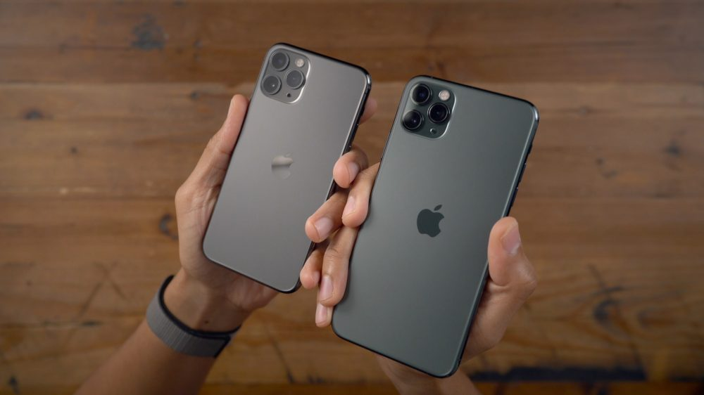 iPhone 11 Pro location controversy