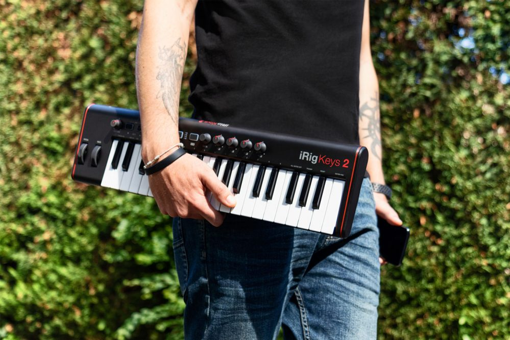 iRig Keys 2-IK Multimedia