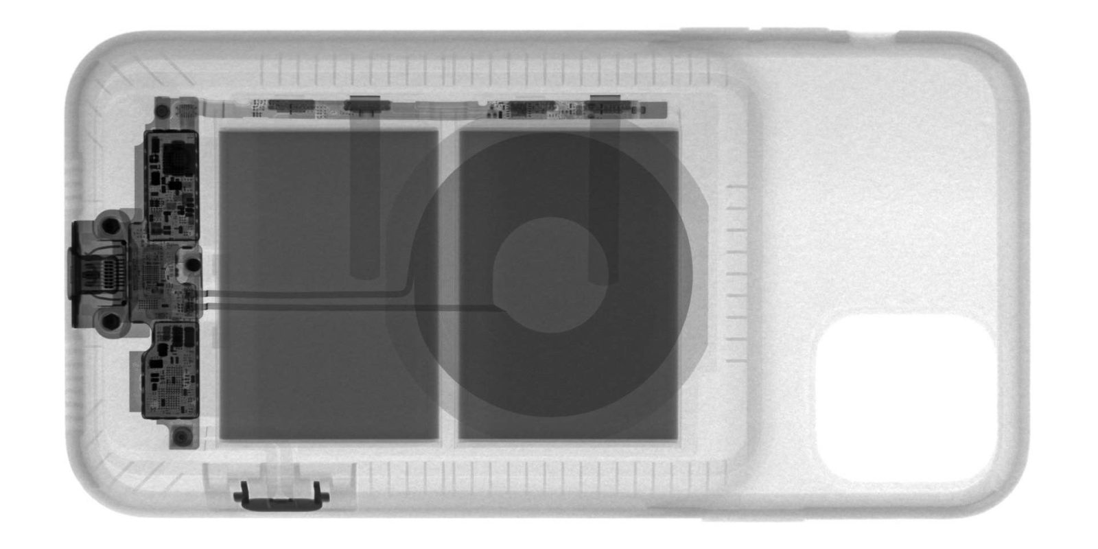 iFixit X-rays Apple's Smart Battery case to see how the camera button works