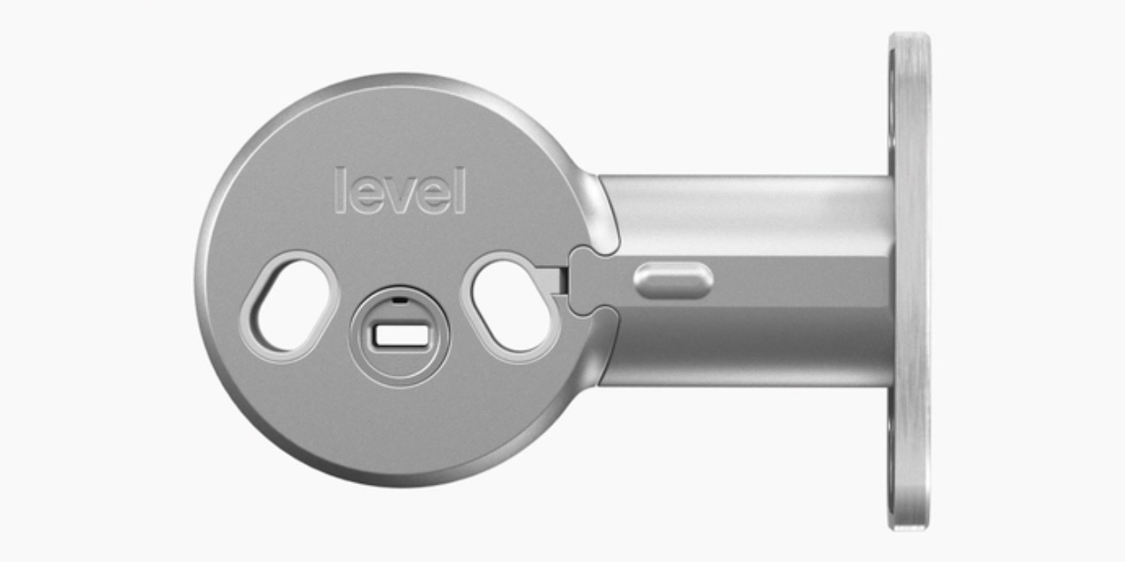 Level Lock brings HomeKit to your existing deadbolt with invisible design
