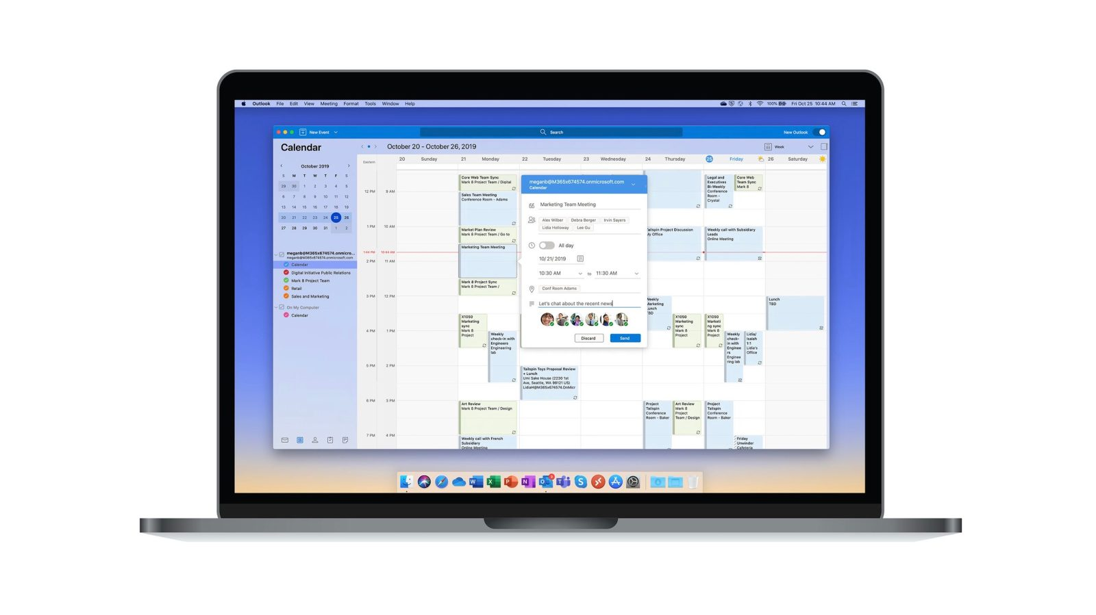 Microsoft overhauling Outlook for Mac with sync improvements, interface tweaks, more