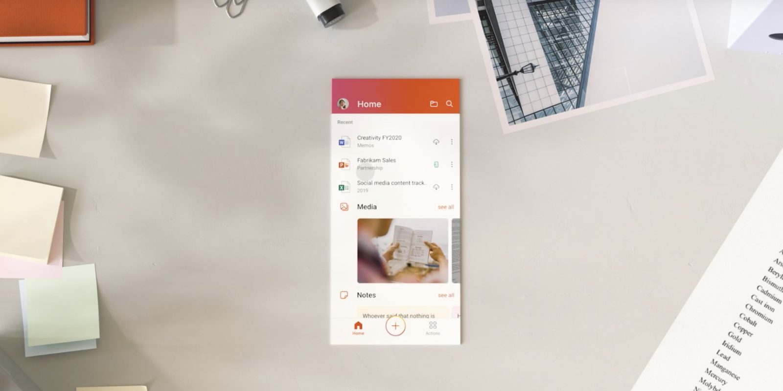 Microsoft launches beta for new Office iOS app, includes Word, Excel, PowerPoint