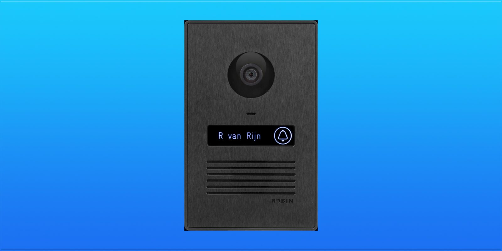 Robin launches ProLine Compact as the latest HomeKit enabled doorbell