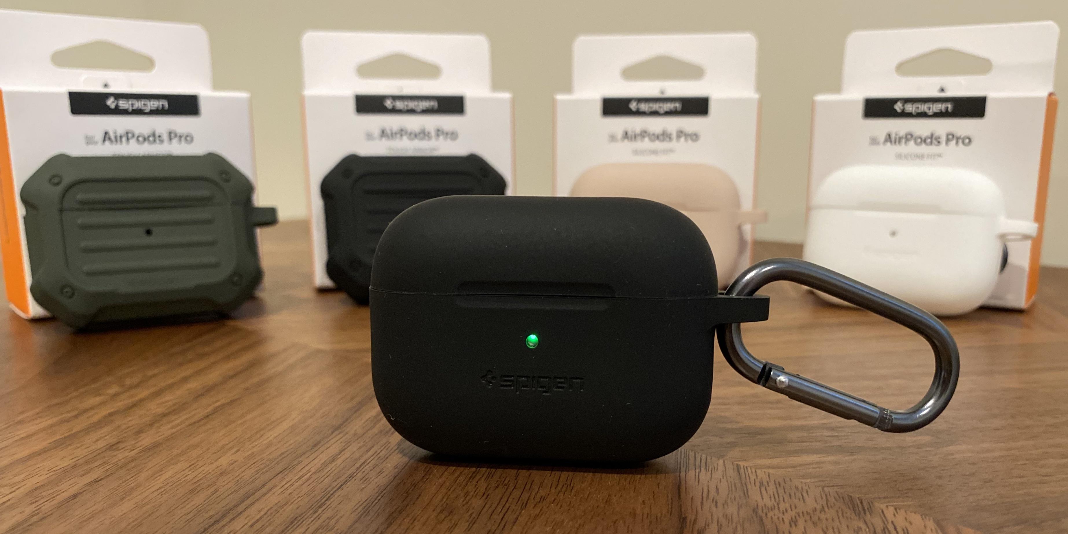 Review Spigen S Airpods Pro Cases Offer Grip Protection Color