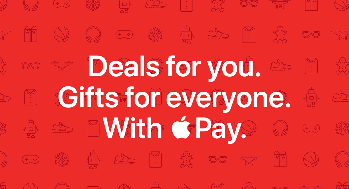 Apple launches exclusive collection of holiday Apple Pay deals and freebies