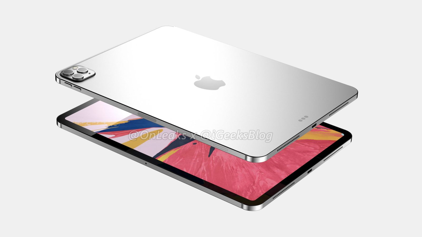 Digitimes New 12 Inch Ipad Pro In Production With 3d Sensing