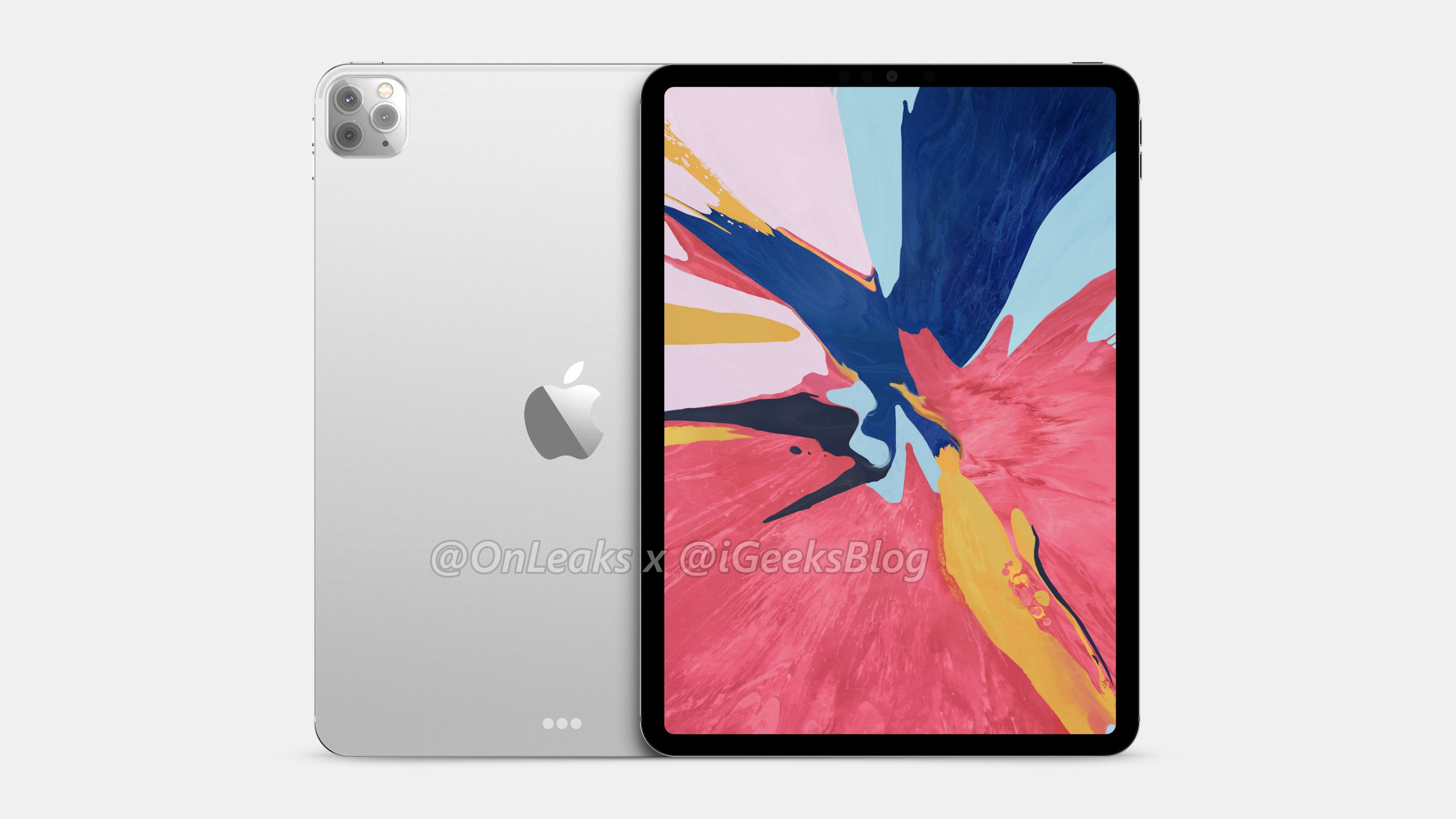 2020 11 inch iPad Pro with Triple Camera scaled