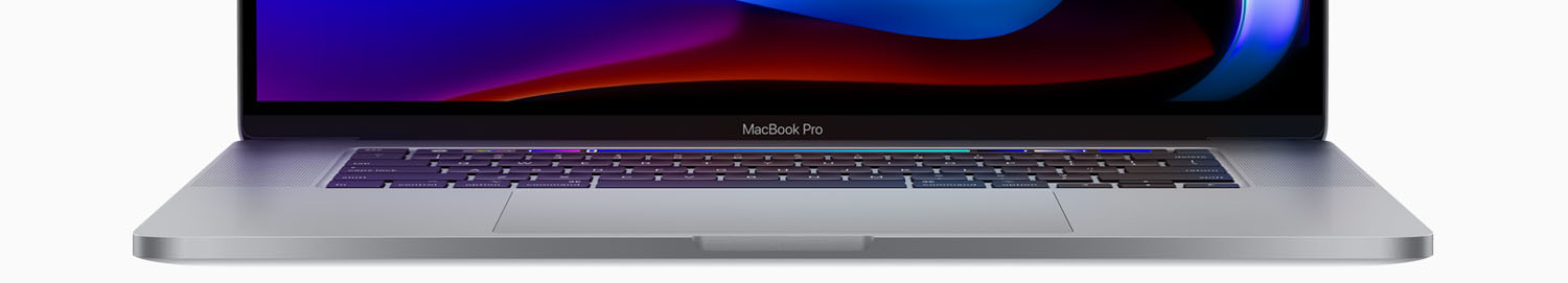Buying the 16-inch MacBook Pro – details