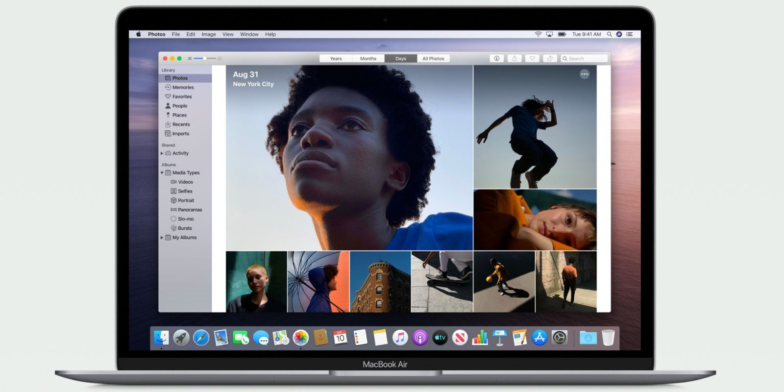 macOS Catalina: How to backup photos and videos with iCloud Photos