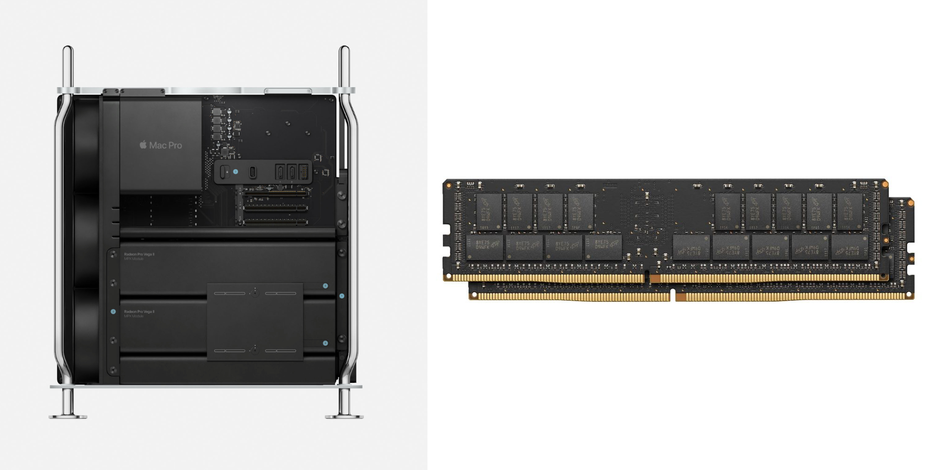 You may be able to save thousands of dollars on upgrading Mac Pro RAM