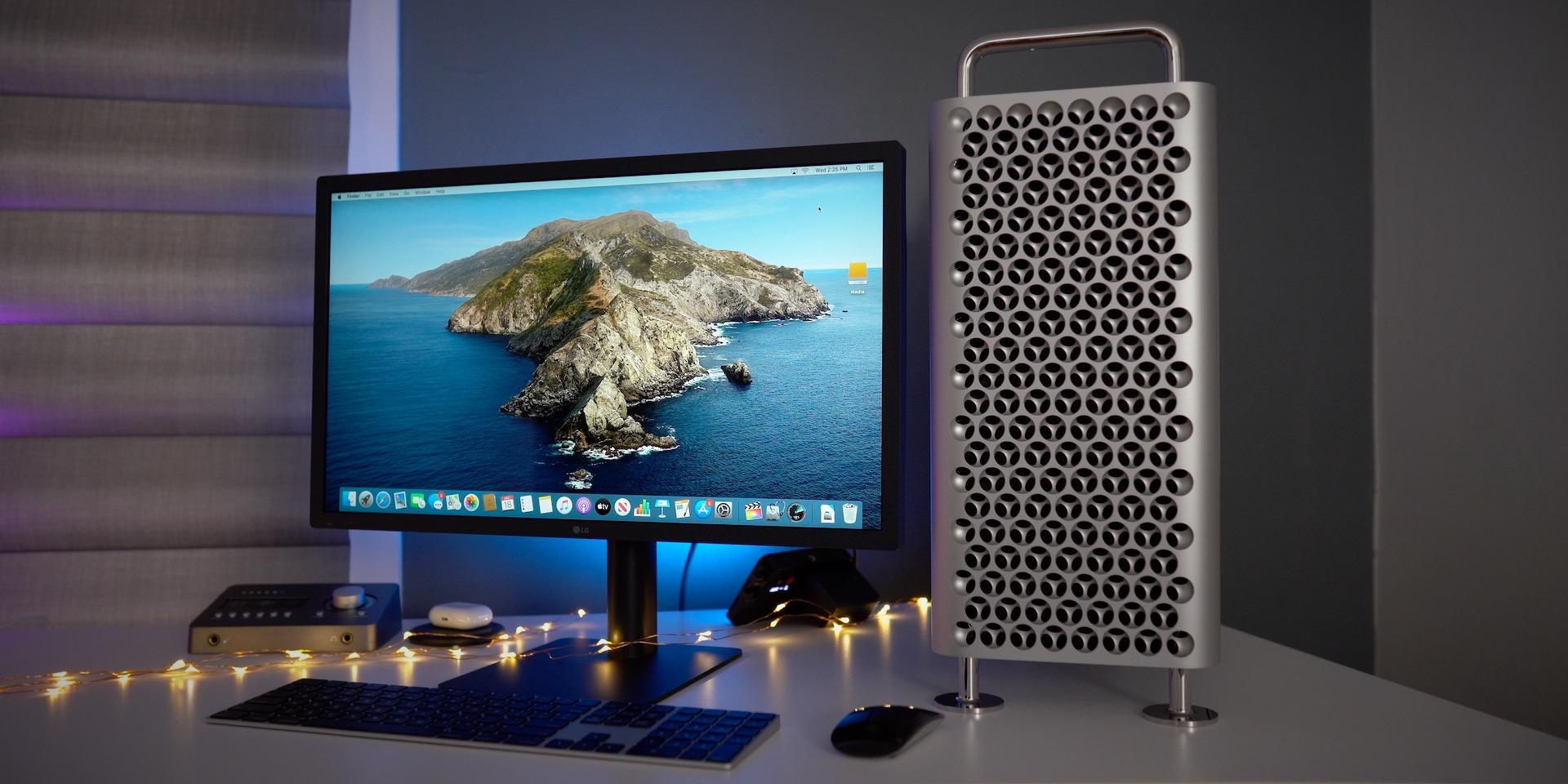 LG UltraFine Mac Pro