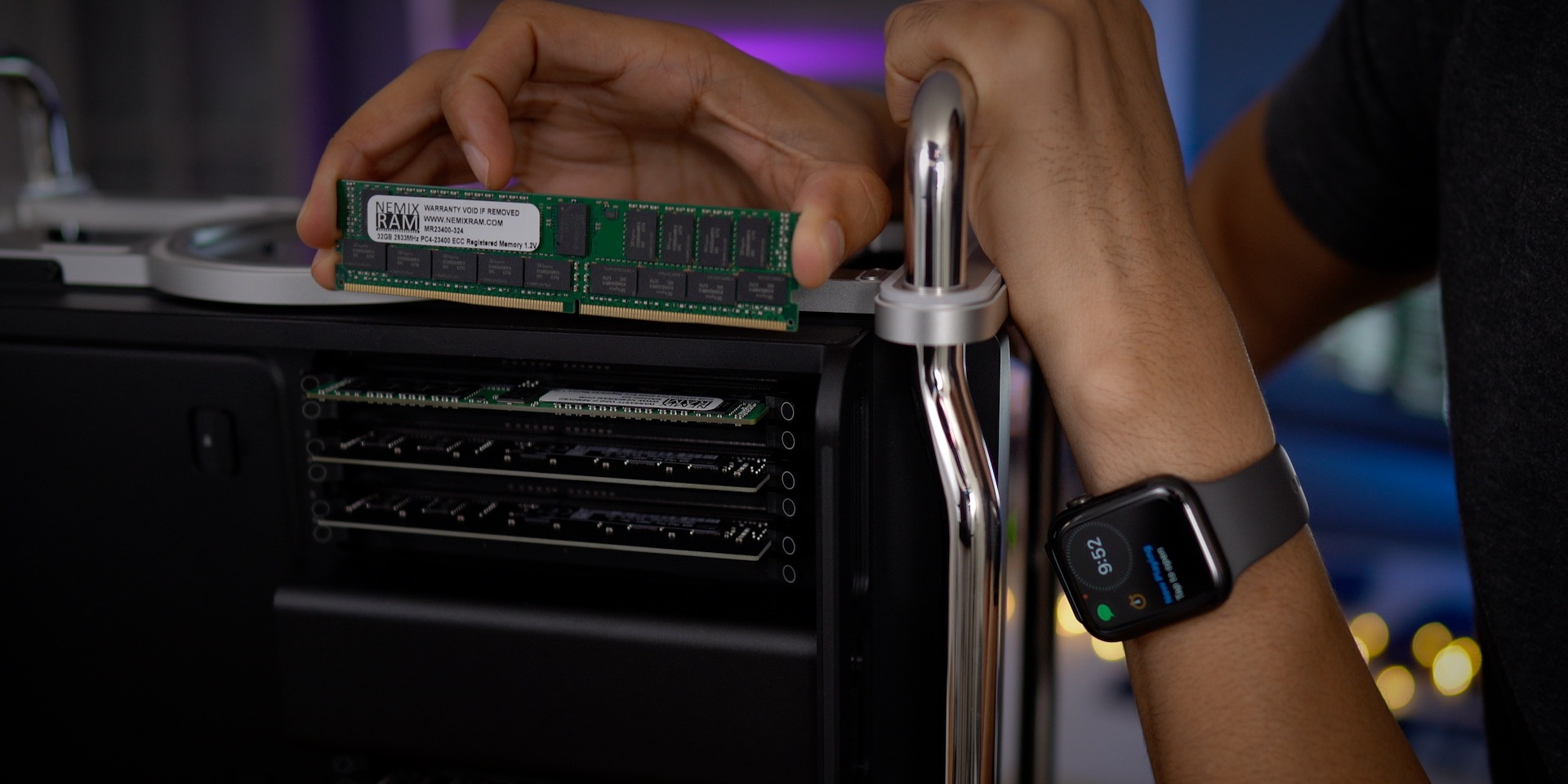 What does it take to use 1TB of Mac Pro RAM? Try 6,000+ Chrome tabs - 9to5Mac