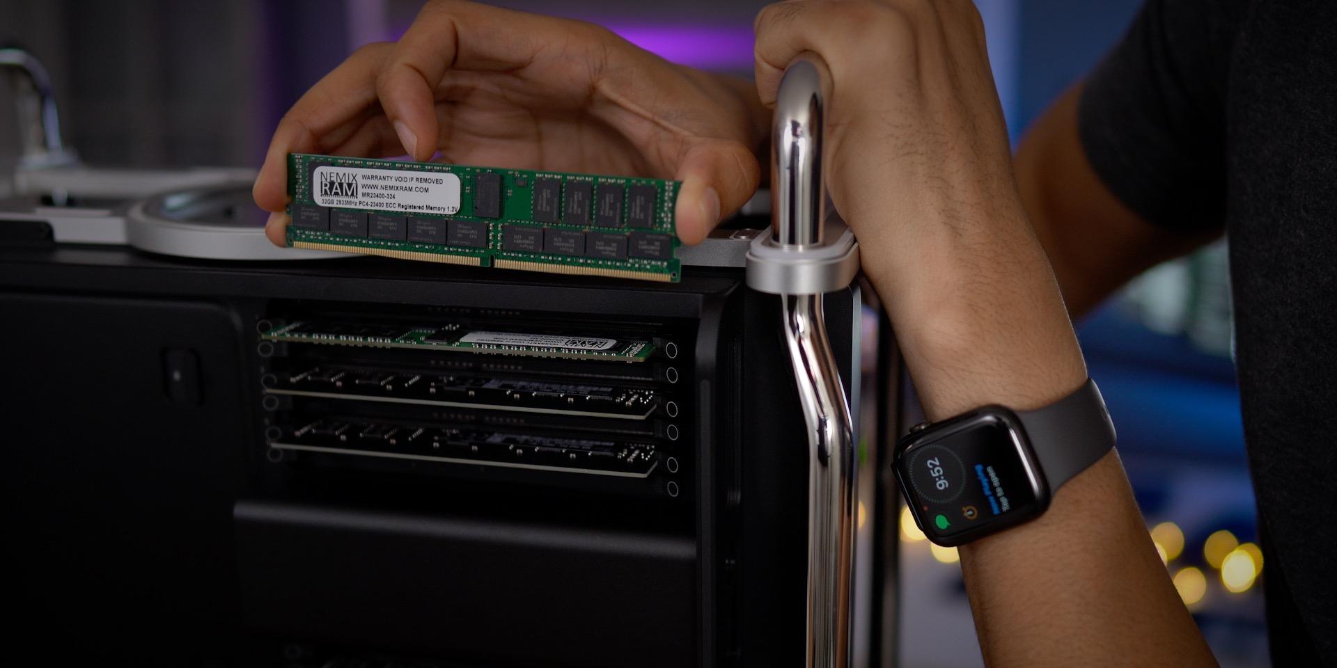 Upgrading RAM