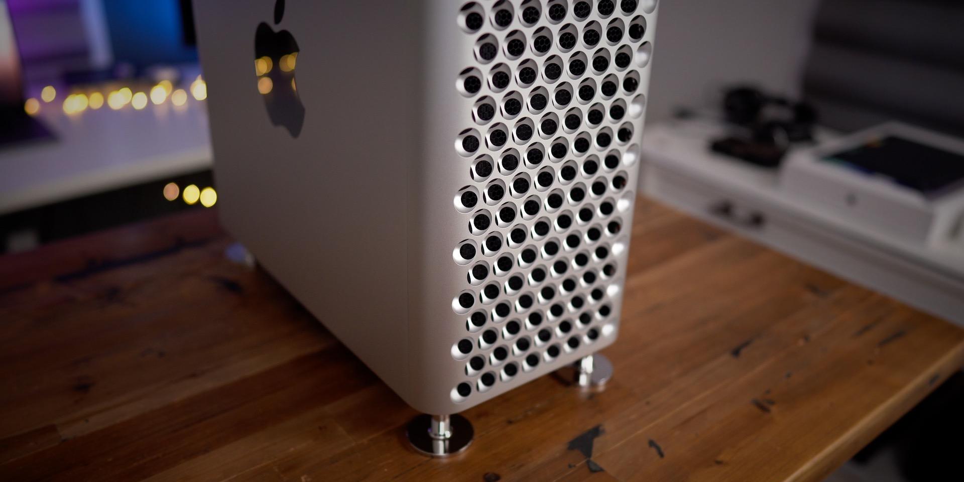 Mac Pro feet