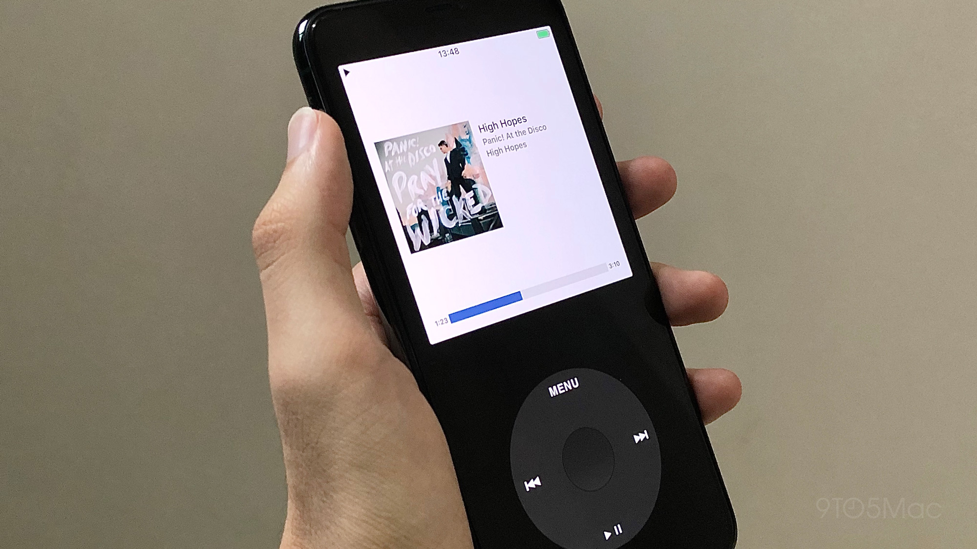Rewound Is An App That Transforms Your Iphone Into An Ipod Classic 9to5mac