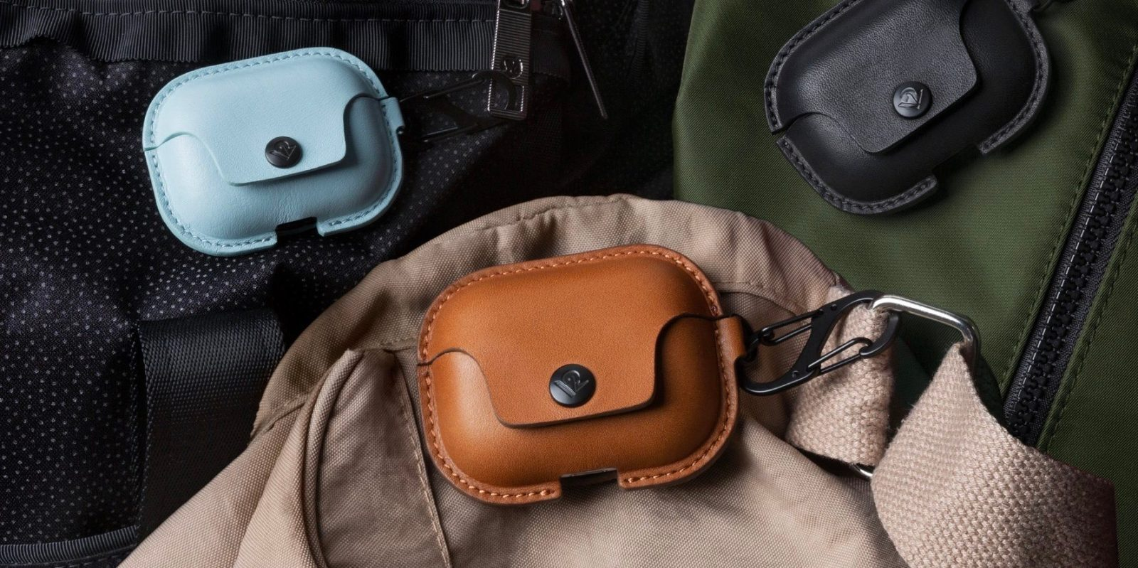 Twelve South Launches Its Classy Airsnap Leather Case For Airpods
