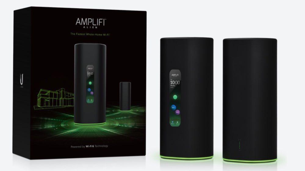 AmpliFi Alien Wi-Fi 6 router