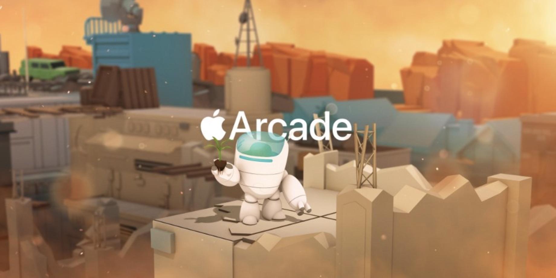 Apple Arcade new game 1/3