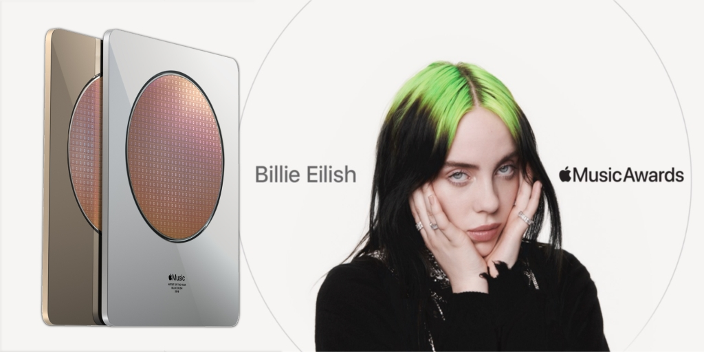Apple launches Apple Music Awards, will live stream Billie Eilish performance at Steve Jobs Theater