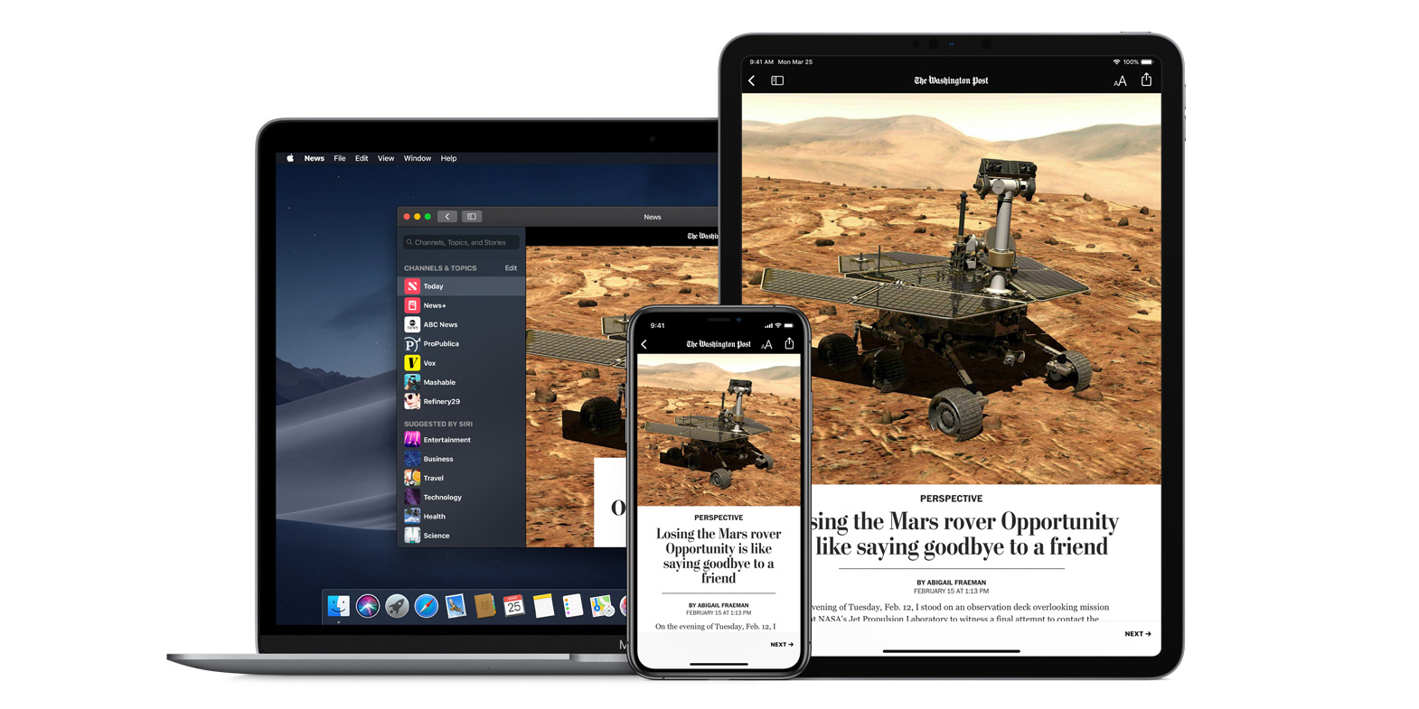 Apple News launches daily email newsletter