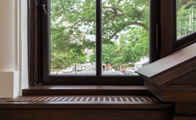 Carnegie Library Ventilation