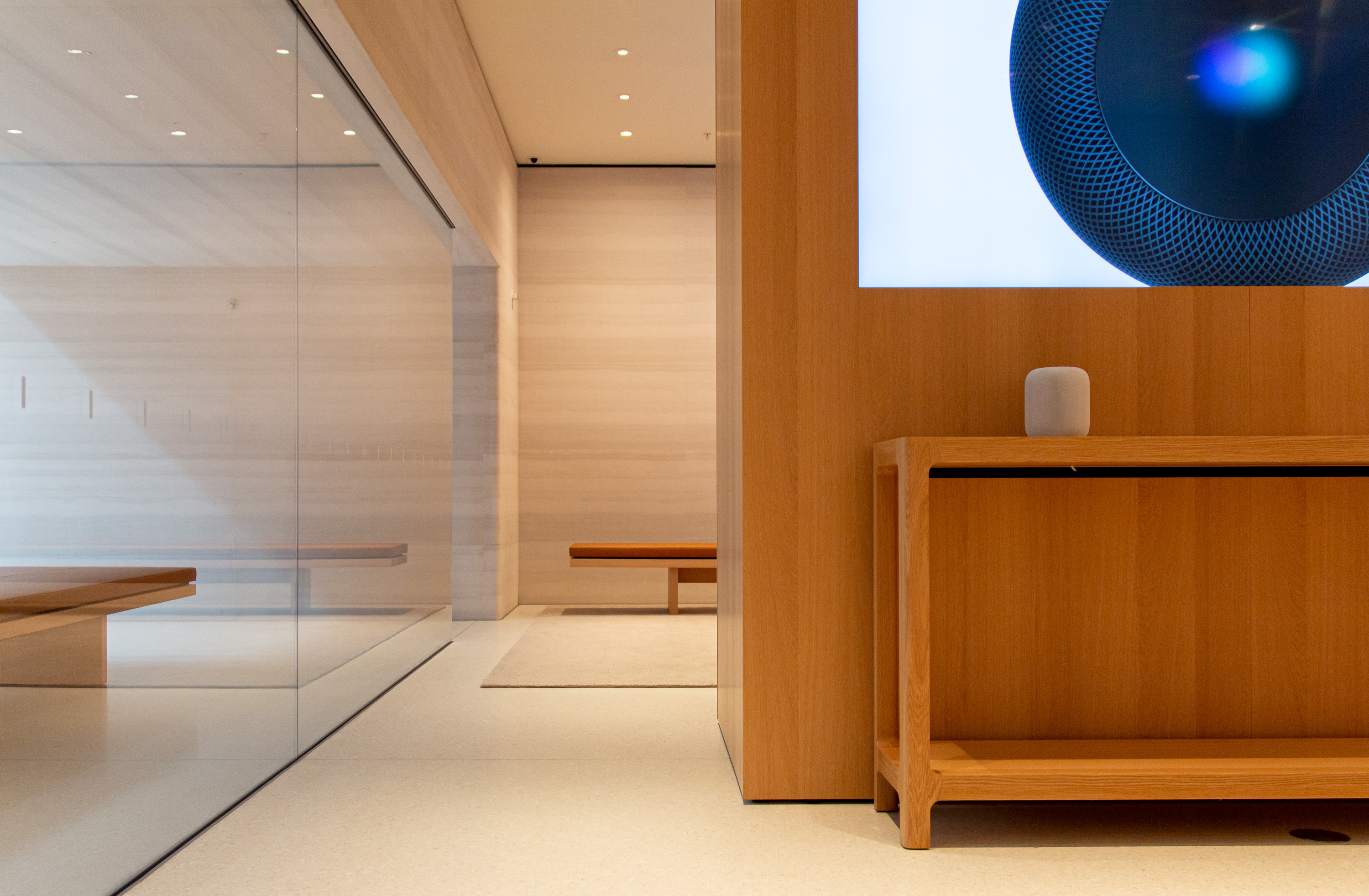 Apple Fifth Avenue Experience Room