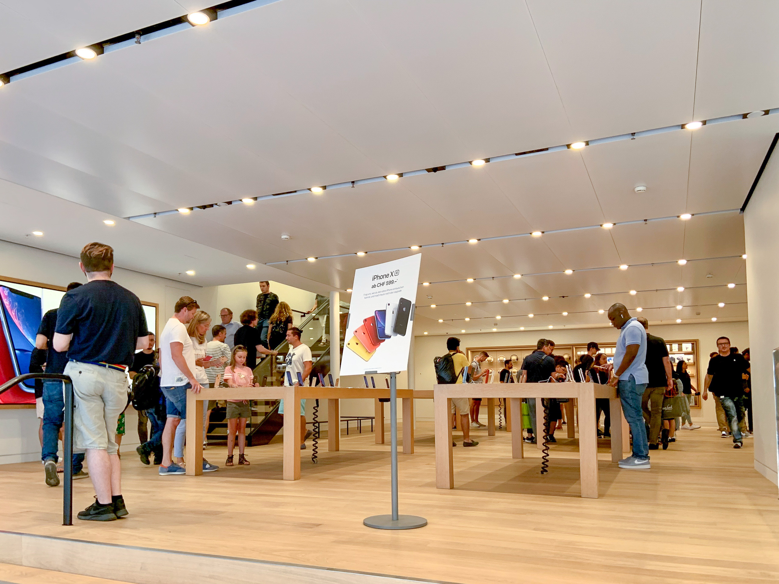 Apple Rennweg Ground Floor