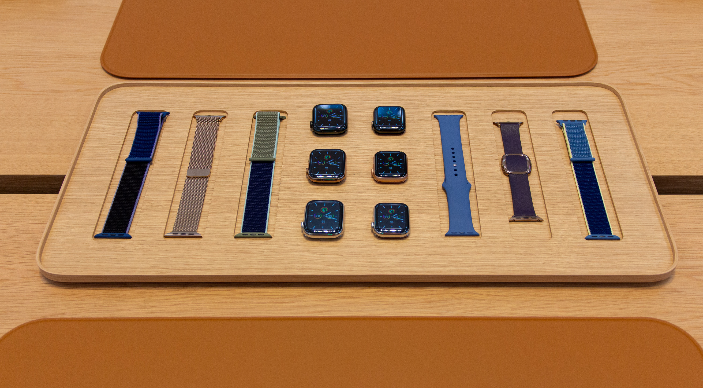 Apple Watch Studio trays