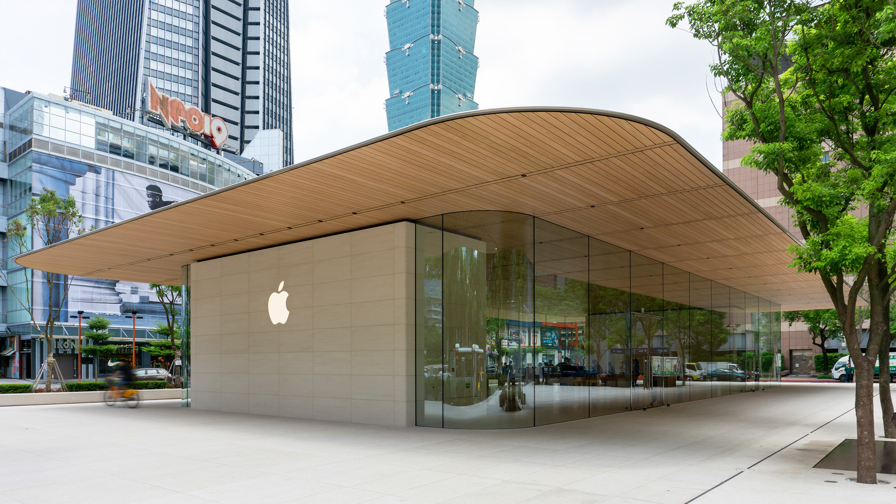 Apple Xinyi A13 Exterior