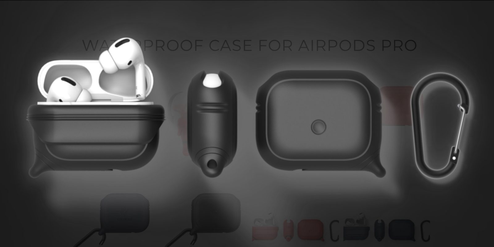 Catalyst Launches Its Waterproof Airpods Pro Case With Military
