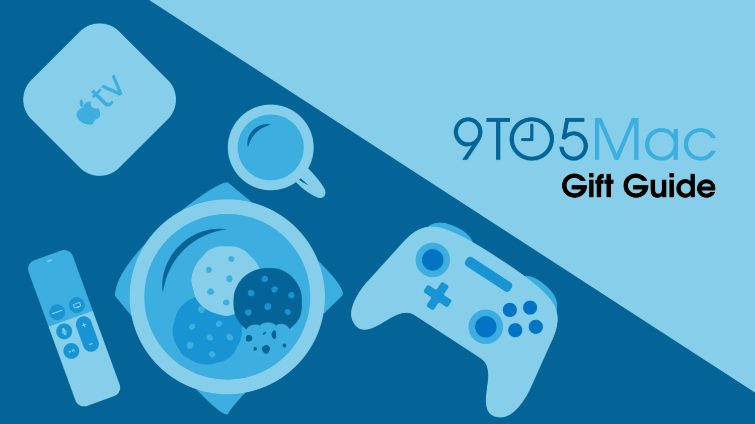 9to5Mac Gift Guide: Best accessories to enjoy Apple Arcade and Apple TV+