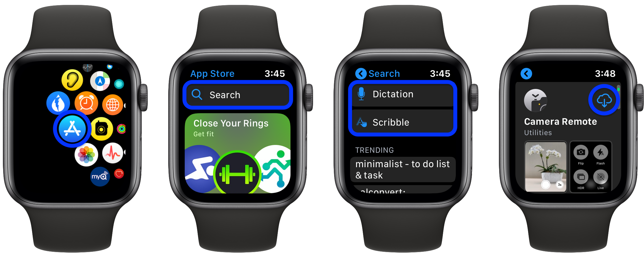 How to reinstall deleted Apple Watch apps walkthrough
