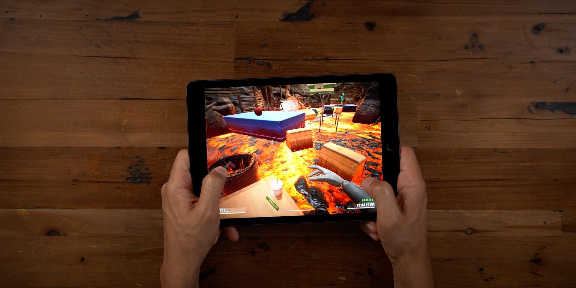Seventh-gen iPad performance