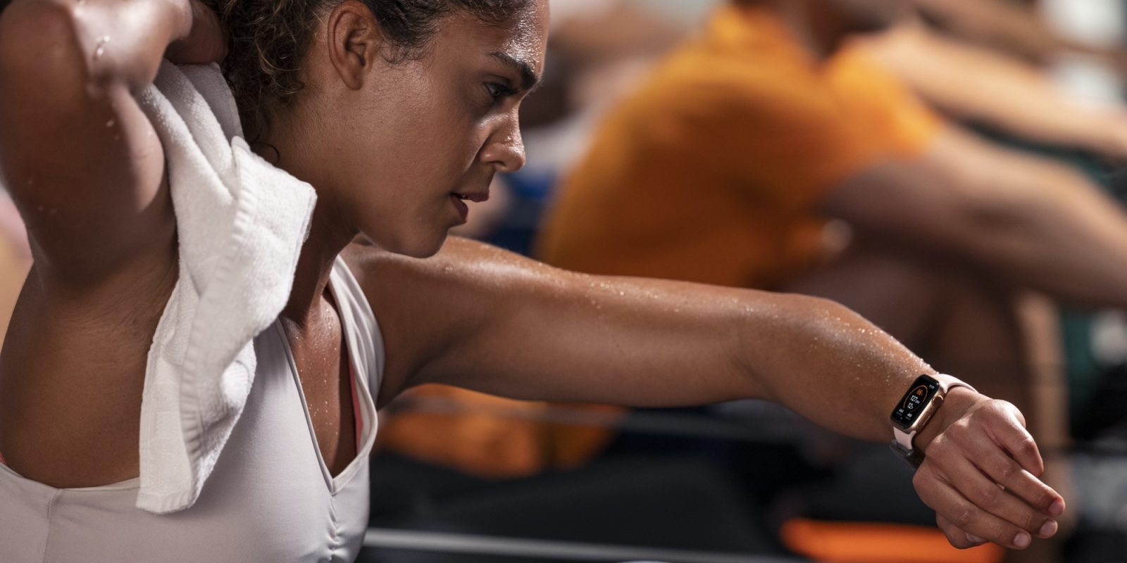 Apple Watch Connected: a rewards program that works as you work out at the gym