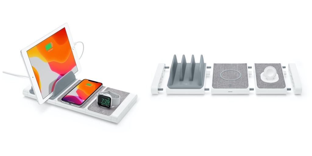 Scosche launches modular iPhone, iPad, Apple Watch charging system as Apple Store exclusive