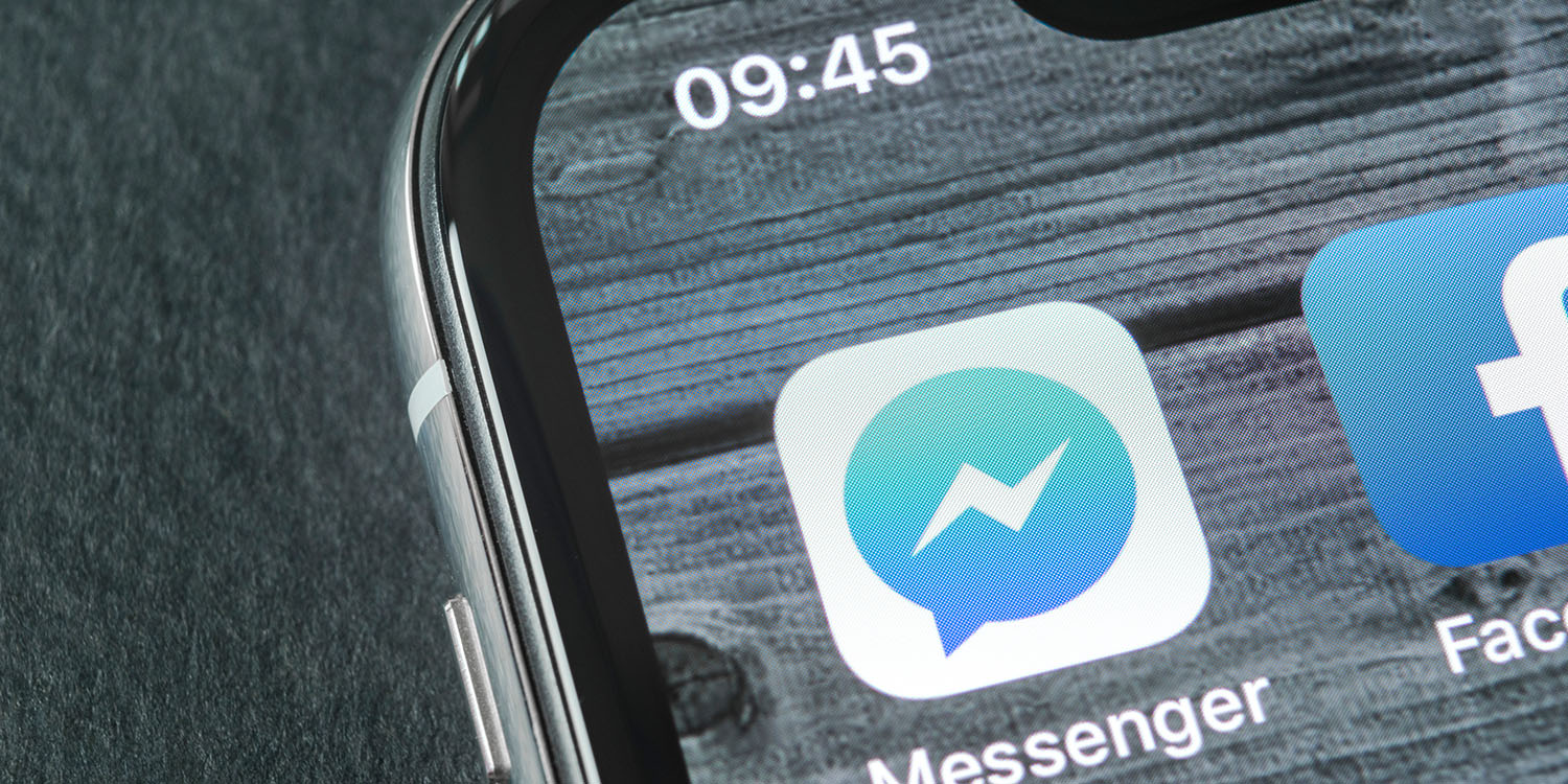 You can no longer sign up for Facebook Messenger without a Facebook account