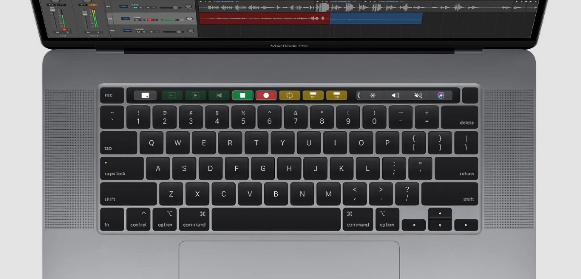 Macbook Magic Keyboard