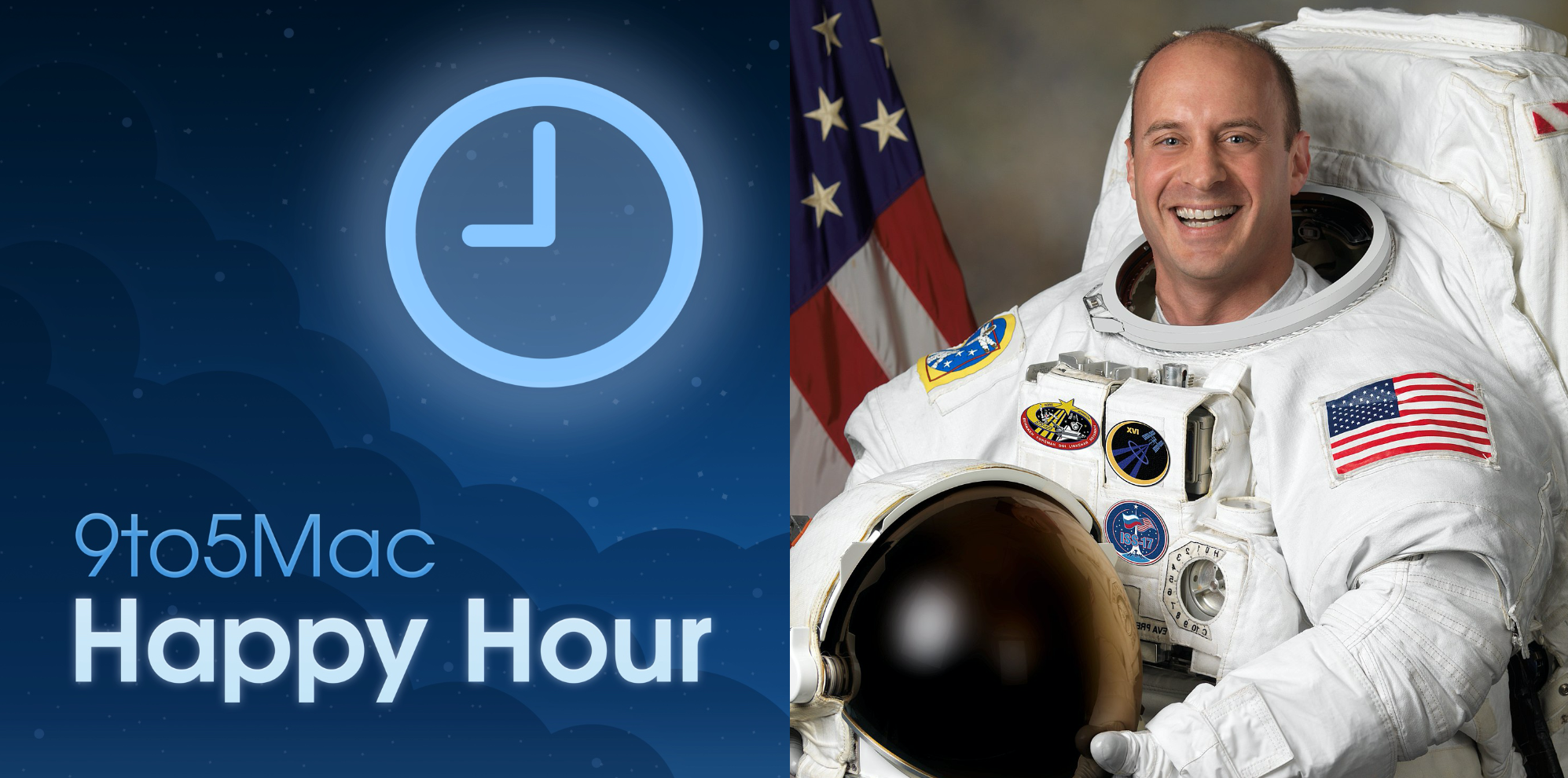 9to5Mac Happy Hour 261: An interview with Astronaut Reisman, 'For All Mankind' consultant for Apple TV+