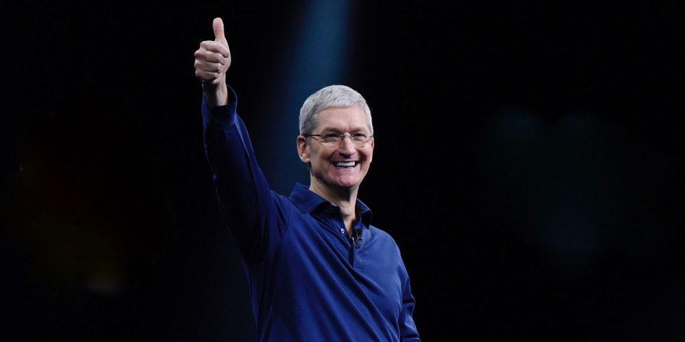 Apple's record earnings from a new formula