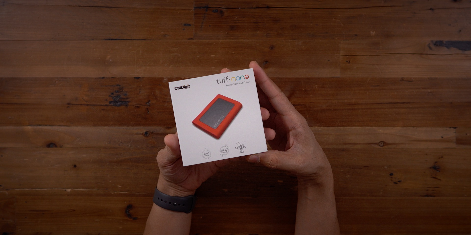 CalDigit Tuff Nano SSD Review