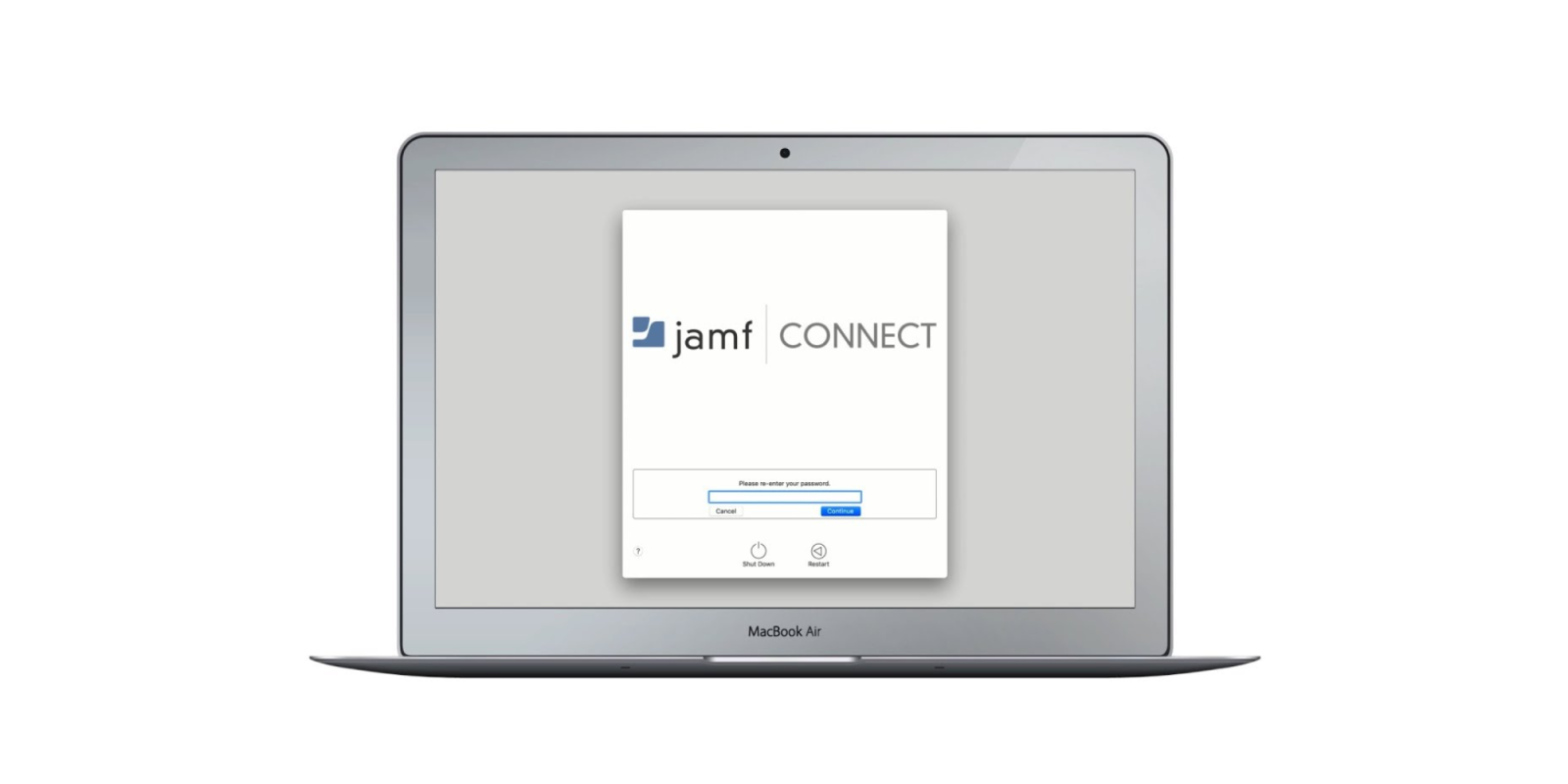 Enterprise macOS login simplified with Jamf Pro and Connect integration