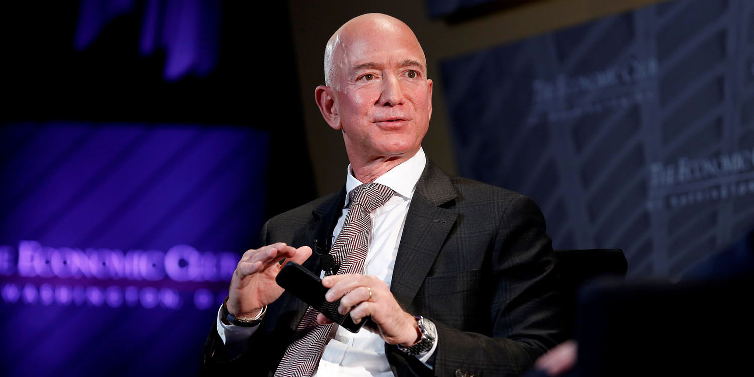 Jeff Bezos iPhone X hack gave full access to his photos and messages