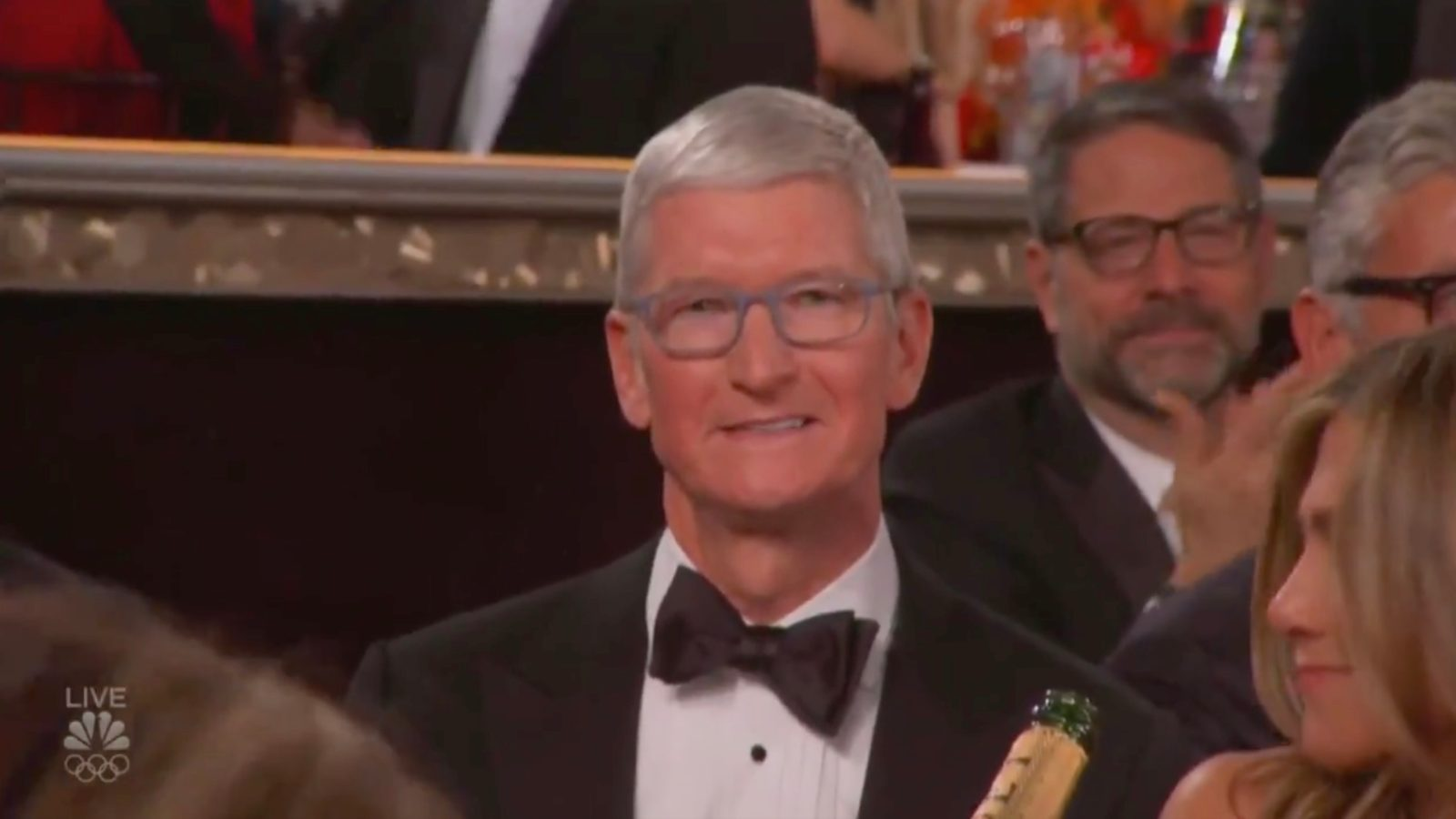 Image result for tim cook golden globes