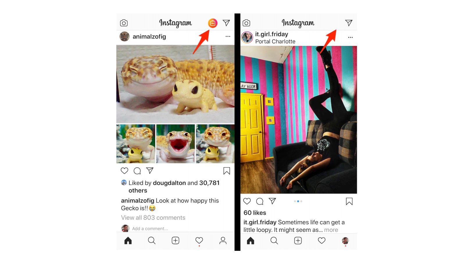 Instagram drops IGTV button as the platform struggles to gain adoption