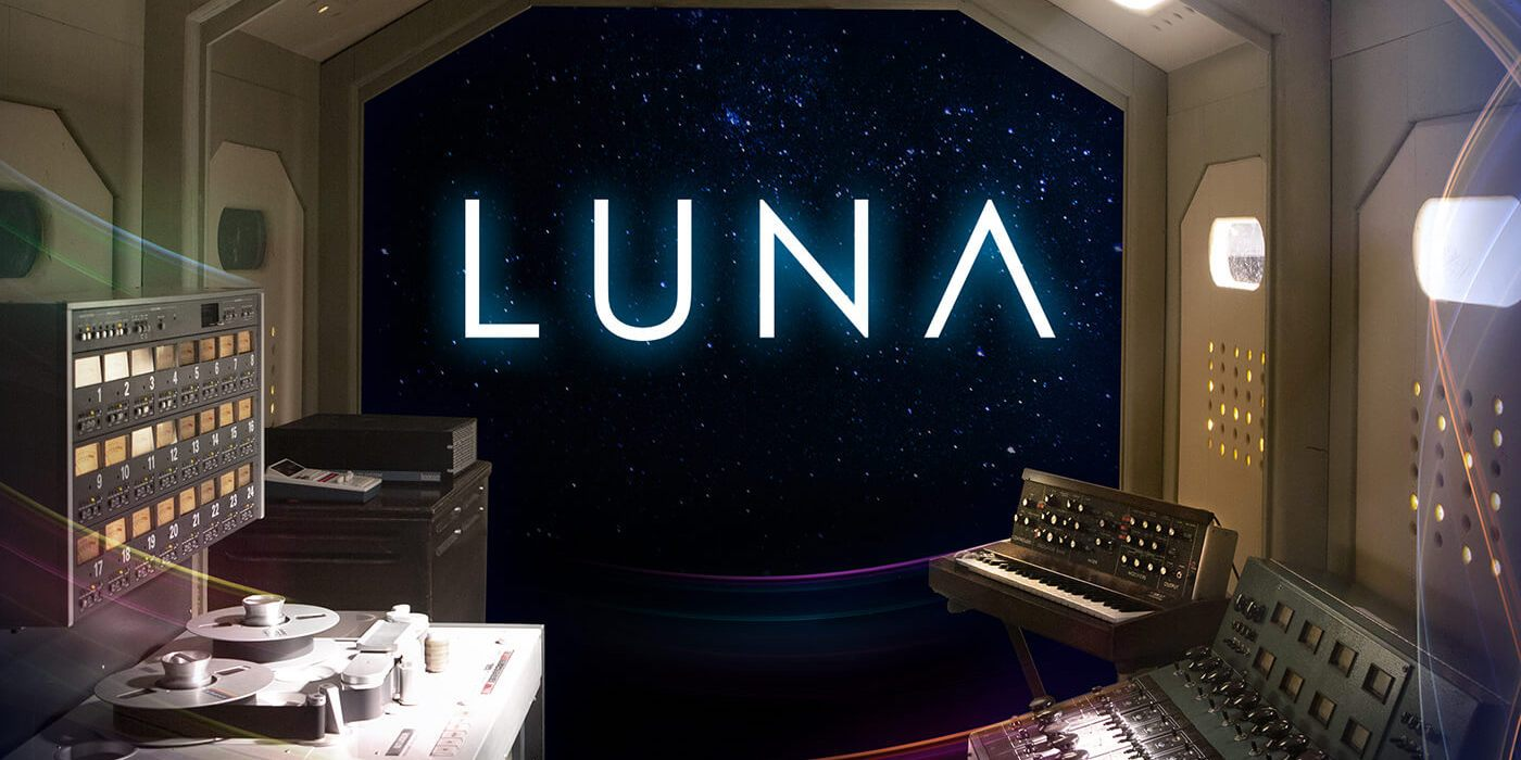 Universal Audio unveils incredible new Luna music recording platform for Mac