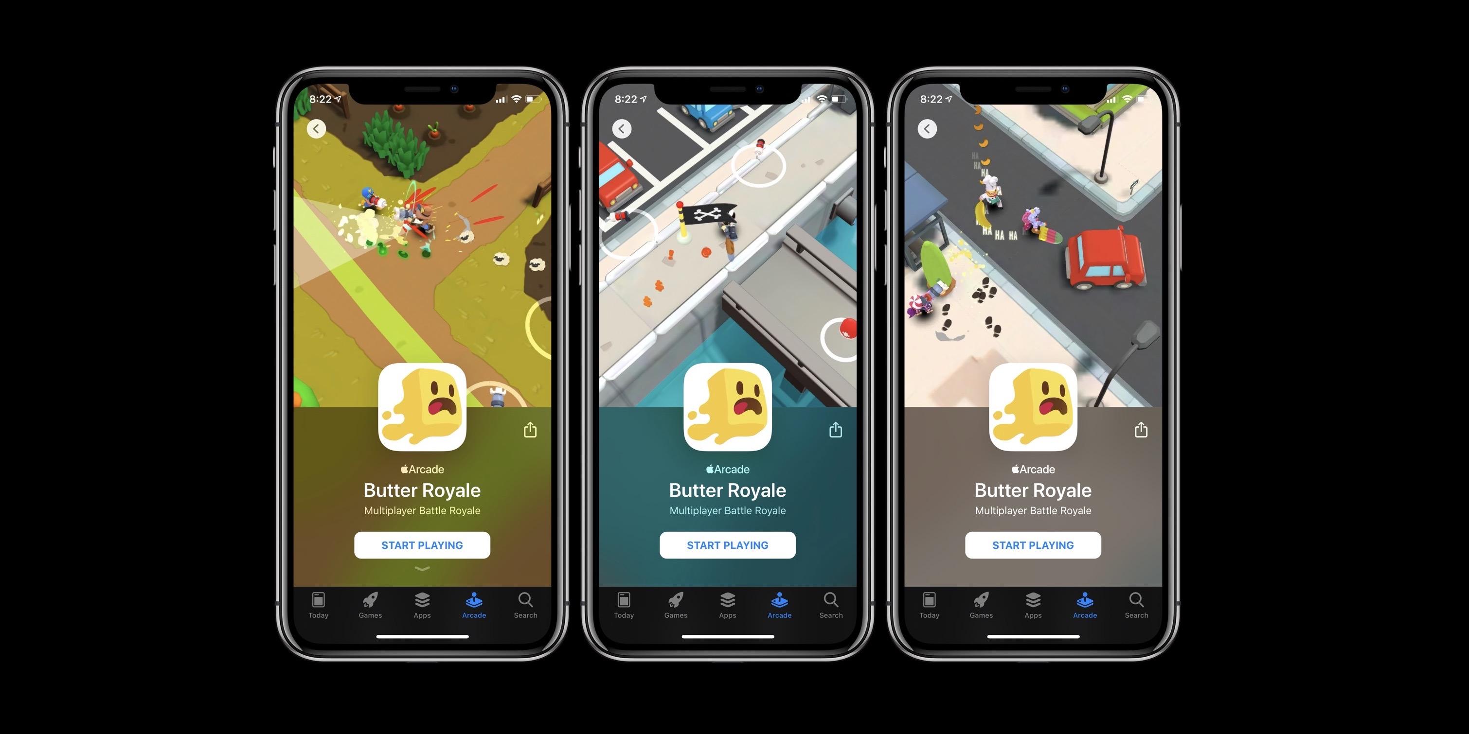 Apple Arcade new game 1/24