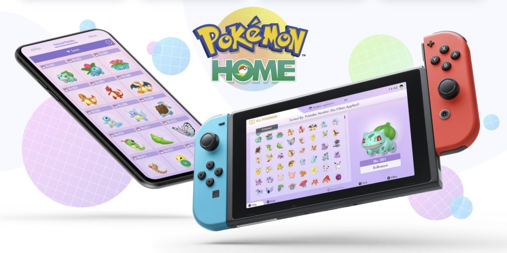 Pokémon Home iPhone iPad