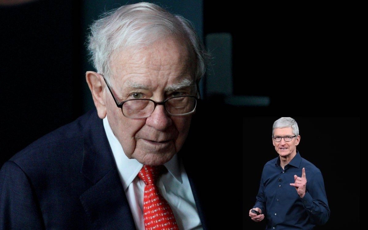 WSJ profile explores why Warren Buffett and Berkshire Hathaway bet big on Apple