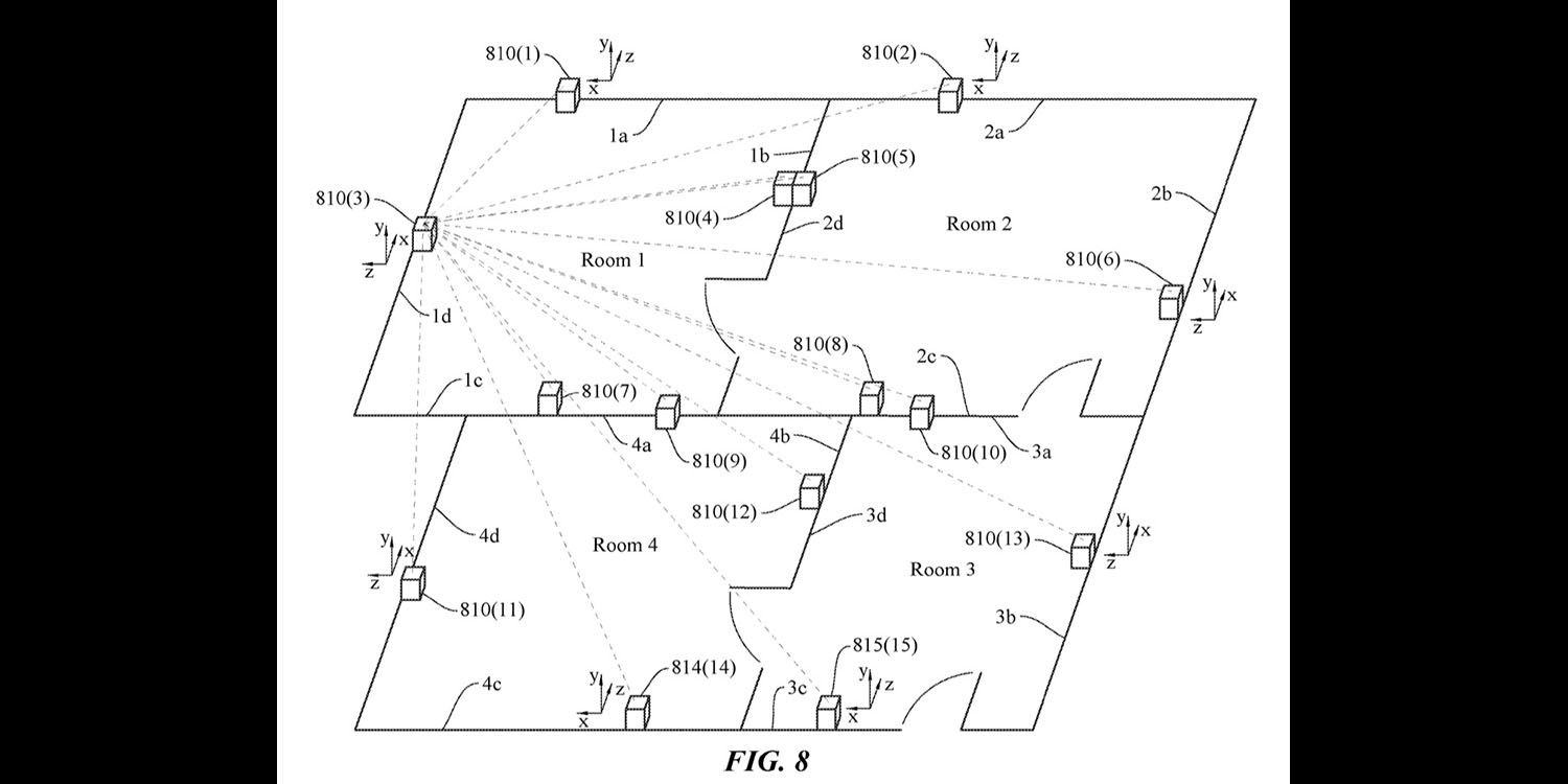 photo of Apple patent describes a truly smart home that can configure itself image