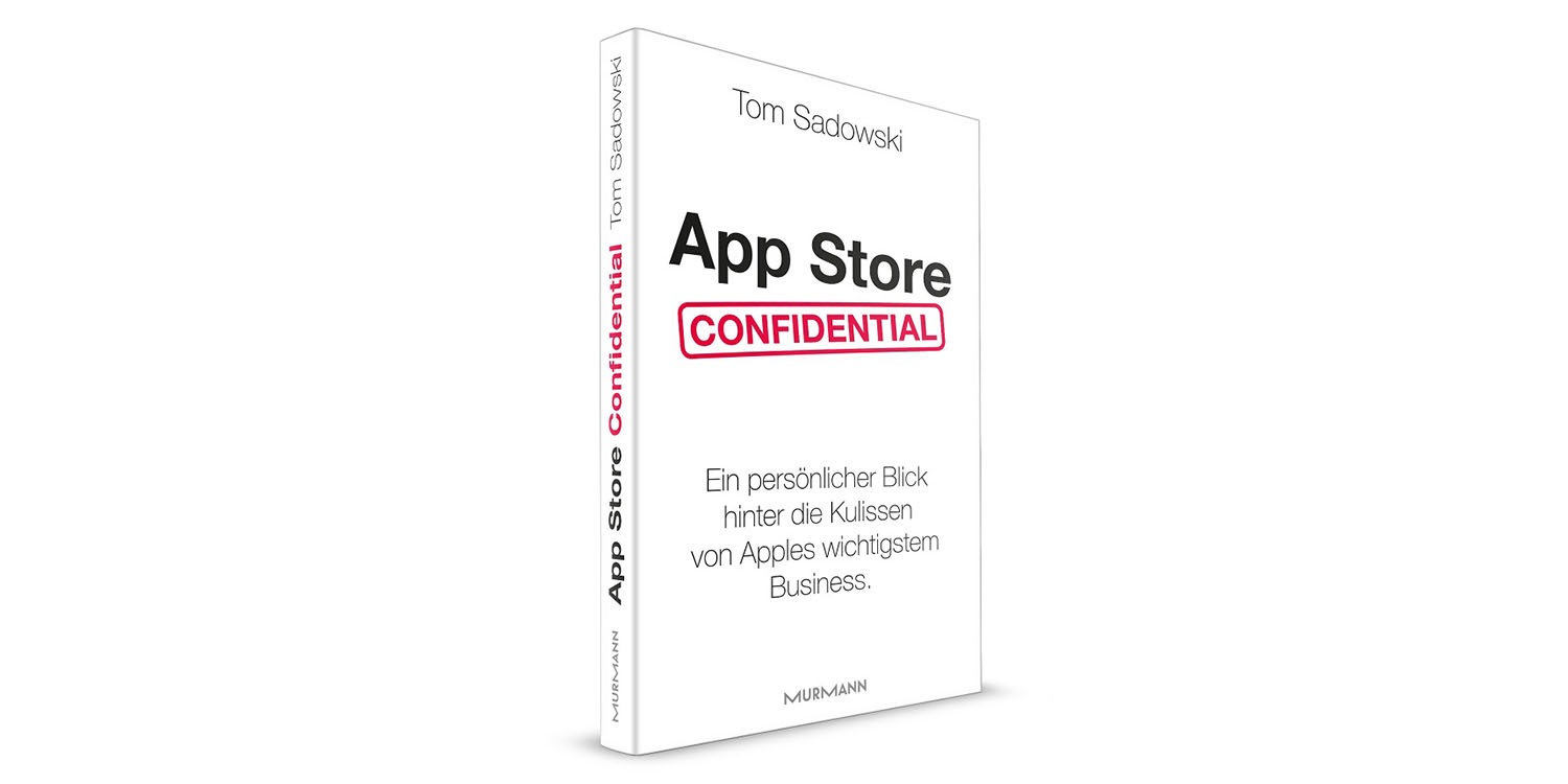 App Store Confidential – Apple seeks to block sales of new book - 9to5Mac